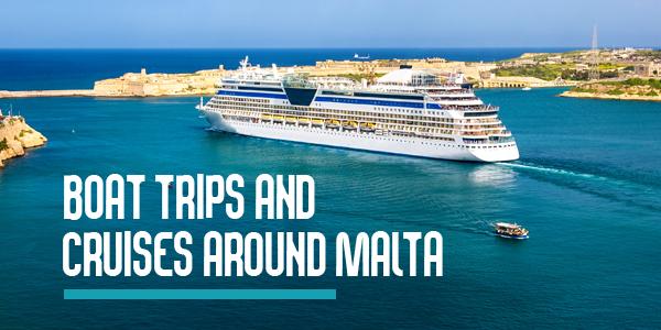 Boat Trips in Malta